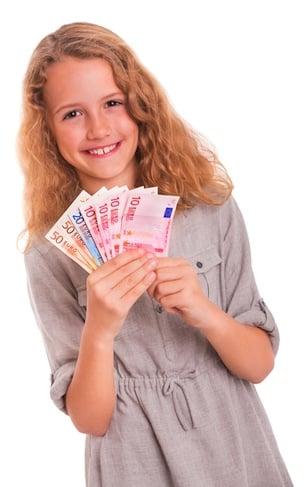 Taschengeldrechner Zahlung