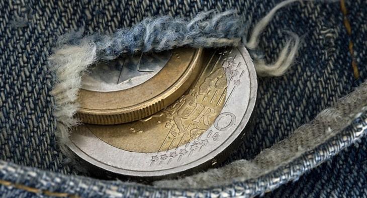 Kleines Taschengeld
